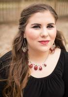 A photo of Brianna, a tutor from Tennessee Technological University