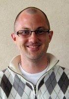 Washington English tutor Jeremy