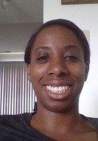A photo of LaTasha, a tutor from California State University-East Bay