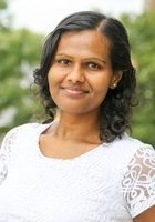 A photo of Sonia, a tutor from McMaster University