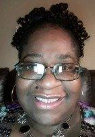 A photo of April, a tutor from Urbana University