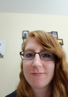 A photo of Audrey, a tutor from Colorado State University-Global Campus