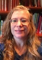 Washington Social studies tutor Susan