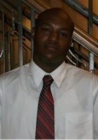 A photo of Marquan, a tutor from Morehouse College
