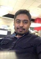A photo of Prayas, a tutor from Claflin University