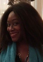 A photo of Ejiro, a tutor from Monterey Institute of International Studies