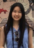 A photo of Jenny, a tutor from University of Maryland-College Park