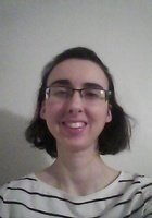 A photo of Victoria, a tutor from Marywood University