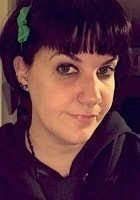 A photo of Megan, a tutor from CUNY College of Staten Island