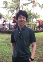 A photo of Tian, a tutor from Beijing Normal University