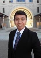 A photo of Osvaldo, a tutor from Texas State University-San Marcos