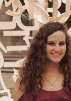 A photo of Sofia, a tutor from Rice University