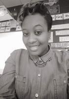 A photo of Elishia, a tutor from Alabama State University