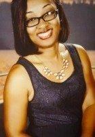 A photo of Saysha, a tutor from Elizabeth City State University