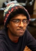 A photo of Pavan, a tutor from Carnegie Mellon University