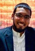 A photo of Abid, a tutor from St John's University-New York