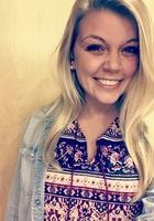 A photo of Andrea, a tutor from University of Wisconsin-Oshkosh