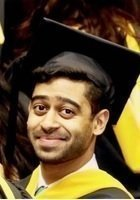 A photo of Anurag, a tutor from Virginia Commonwealth University