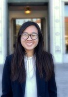 A photo of Tuong-Vi, a tutor from University of California-Berkeley
