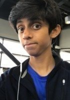 A photo of Rajaram, a tutor from University of Cincinnati-Main Campus