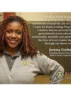 A photo of Jurema, a tutor from Concordia University-Chicago