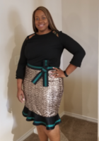 A photo of Allyson, a tutor from Jackson State University