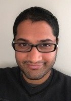 A photo of Aditya, a tutor from New York Institute of Technology