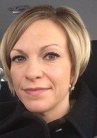 A photo of Nicole, a tutor from Edinboro University of Pennsylvania