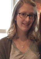 A photo of Christine, a tutor from University of Michigan-Ann Arbor