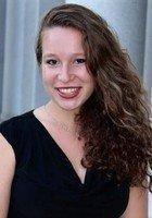 A photo of Martha, a tutor from University of California-Berkeley