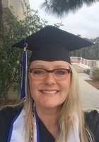 A photo of Margaret, a tutor from University of California-San Diego