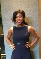 A photo of Dania, a tutor from Morgan State University