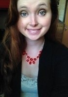 A photo of Rachel, a tutor from Piedmont College