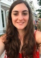 A photo of Caleigh, a Test Prep tutor in Cranston, RI