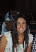 A photo of Samantha, a tutor from Marquette University