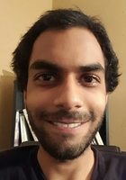 A photo of Suraj, a tutor from University of California-Santa Barbara