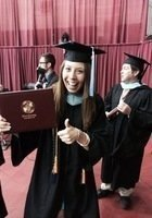 A photo of Kristine, a tutor from Walsh University