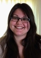 A photo of Kristia, a tutor from Mary Baldwin College