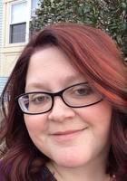A photo of Christina, a tutor from Shenandoah University