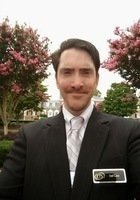 A photo of Joel, a tutor from Hampden-Sydney College