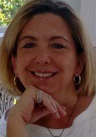 A photo of Sally, a tutor from Gallaudet University
