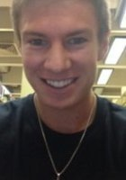 A photo of Logan, a tutor from The University of Texas at Austin