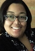 A photo of LaToya, a tutor from Olivet Nazarene University