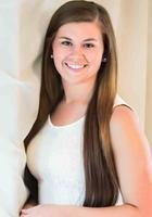 A photo of Kayla, a tutor from Bryant University