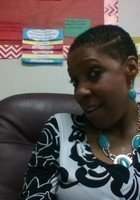 A photo of Chandrea, a tutor from Alcorn State University