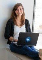 A photo of Mikayla, a tutor from St Lawrence University