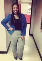 A photo of LaQuisha, a tutor from Prairie View A M University