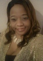 A photo of Mona, a tutor from McNeese State University