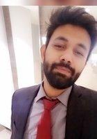A photo of Akshay, a tutor from Washington State University