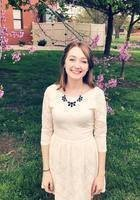 A photo of Mandy, a tutor from Greenville College